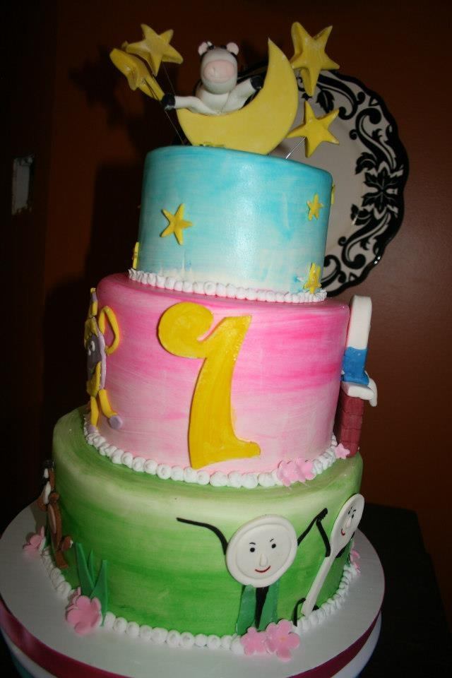 Cake Decorating Fondant Characters : 17 Best images about Cake (Mother Goose) Examples on ...