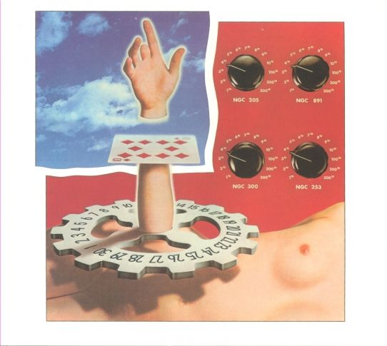 'Garcia' LP - Cover