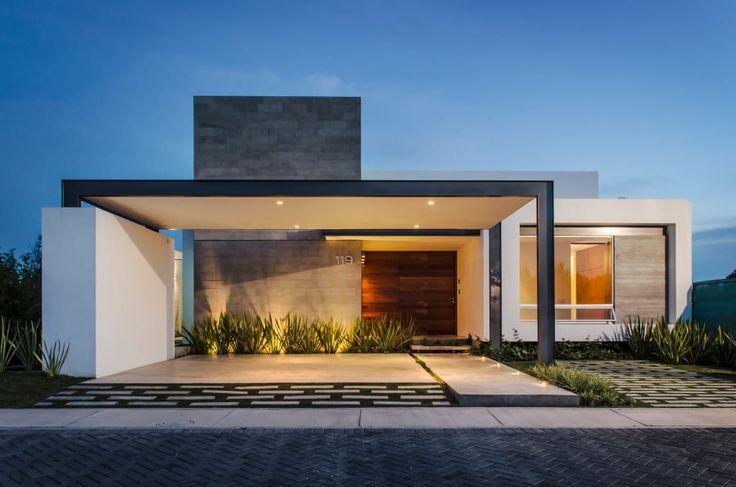Descubra fotos de Casas modernas por ADI / arquitectura y diseño interior. Veja fotos com as melhores ideias e inspirações para criar uma casa perfeita.