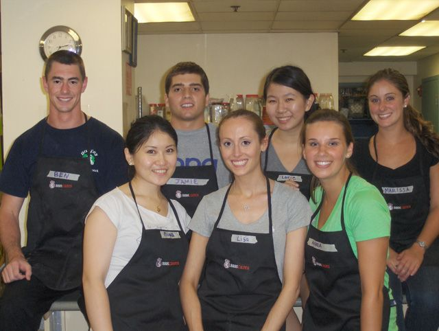 High school students are making a difference this summer! Students in the Social Justice Instititue at Rosie's Place are earning community service hours and learning more about social justice issues while providing much-needed volunteer services to the poor and homeless women at Rosie's Place this summer.