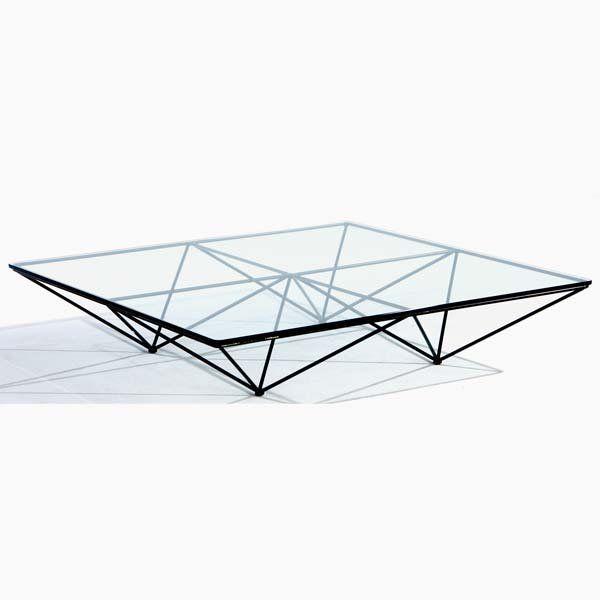 Alanda coffee table - Paolo Piva, 1981 - B&B Italia #furniture