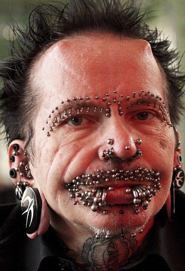 Body piercings — photo 7
