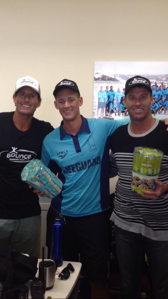 Harries, Maxi and Hoppo. I love Bondi rescue so much!