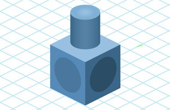 Quick Tip: How to Draw Isometric Circles in Adobe Illustrator   Vectortuts+ >> http://vector.tutsplus.com/tutorials/tools-tips/quick-tip-how-to-draw-isometric-circles-in-adobe-illustrator/