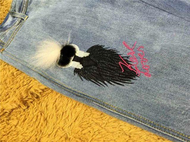 Женская одежда джинсы брюки 2015 новый женский известного бренда капри джинсы карандаш брюки джинсы высокое качество, принадлежащий категории Джинсы и относящийся к Одежда и аксессуары для женщин на сайте AliExpress.com   Alibaba Group