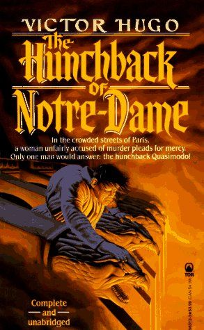 The Hunchback of Notre-Dame... Nothing like the Disney movie lol