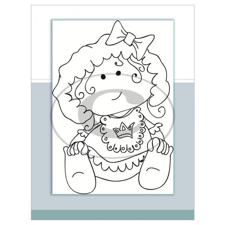 Digitalstamp or embroidery
