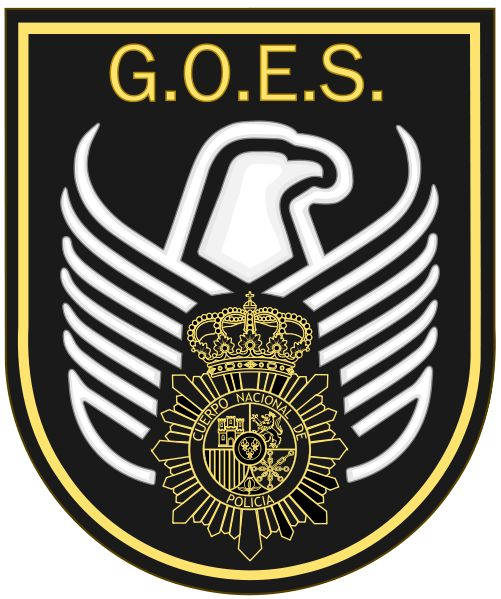 File:Emblem of the Spanish National Police Corps Security Special Operations…