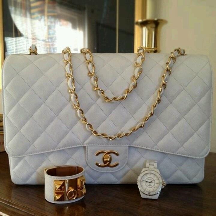 White Chanel