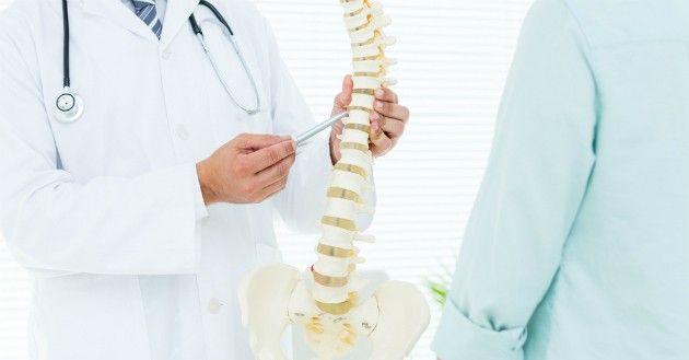 Spojitosť medzi chrbticou, vnútornými orgánmi a psychikou
