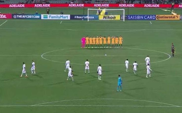 Saudi Arabia soccer team declines moment of silence for England terrorist attacks, citing culture