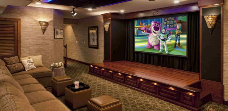 Home theater installation Los Angeles A best home theater system will bring…