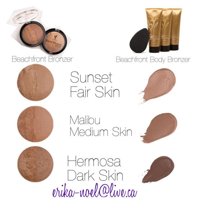 """Younique Skin bronzer"" by kikaanoel on Polyvore featuring beauty"
