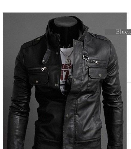 1000  images about Men's Real Leather Jackets on Pinterest | Mens ...