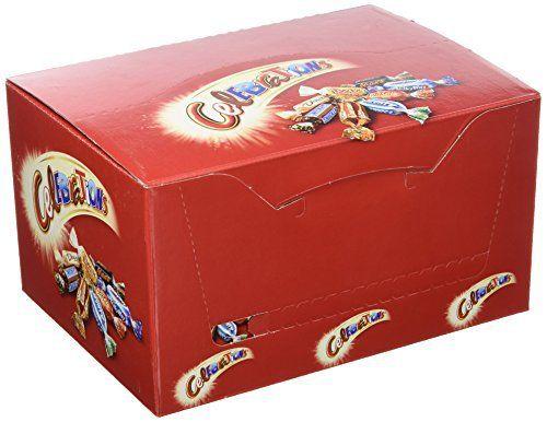 Celebrations Boîte de 12 Ballotins Chocolats de 72 g (864 g au Total): Cet article Celebrations Boîte de 12 Ballotins Chocolats de 72 g…