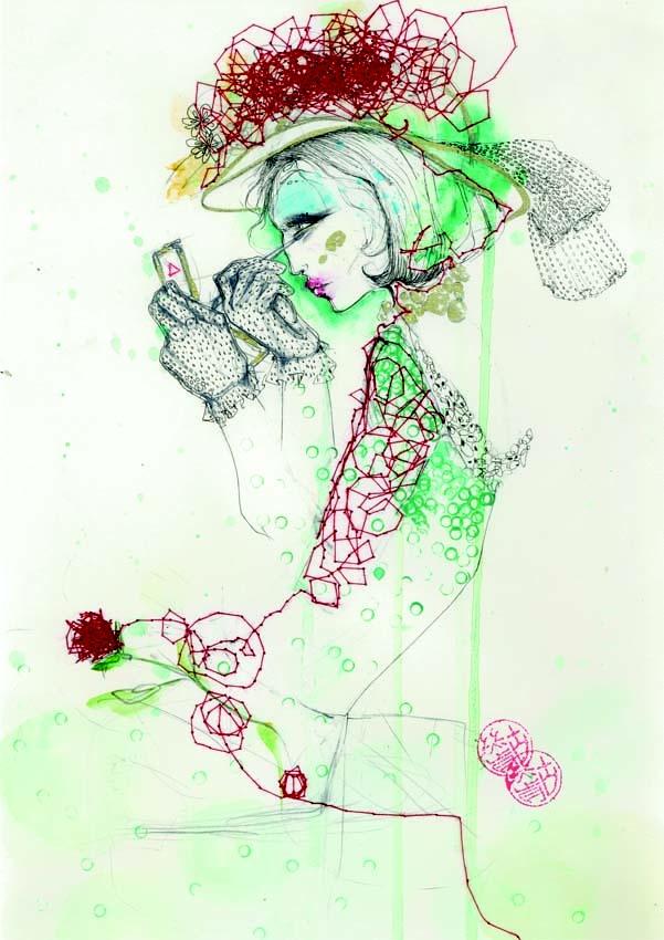 Catarina Gushiken - Akai Ito #3
