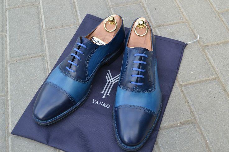 Blue Yanko patina by KO (after)