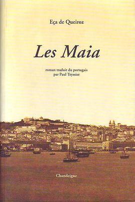 #roman : Les Maia - Eça De Queiroz