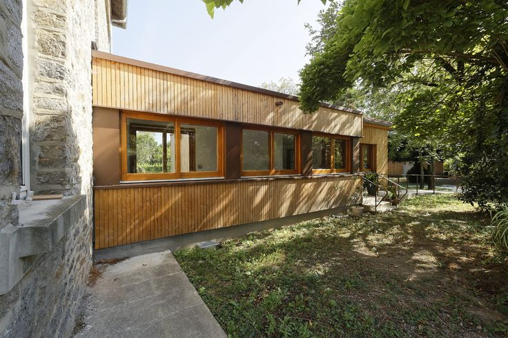Prix national de la construction bois - PNCB 2015 - FORESTARN-EXTENSION