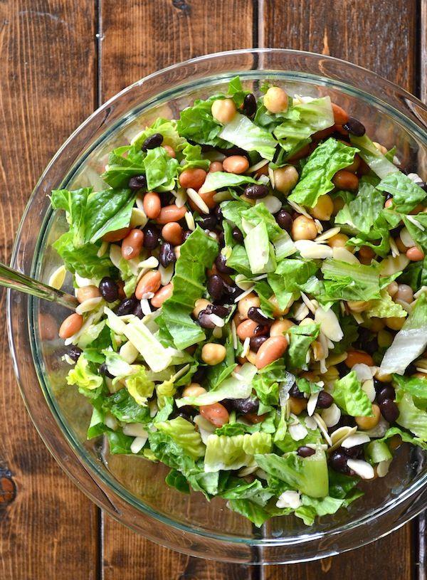 Honey and Lemon Bean Salad from Rachel Schultz