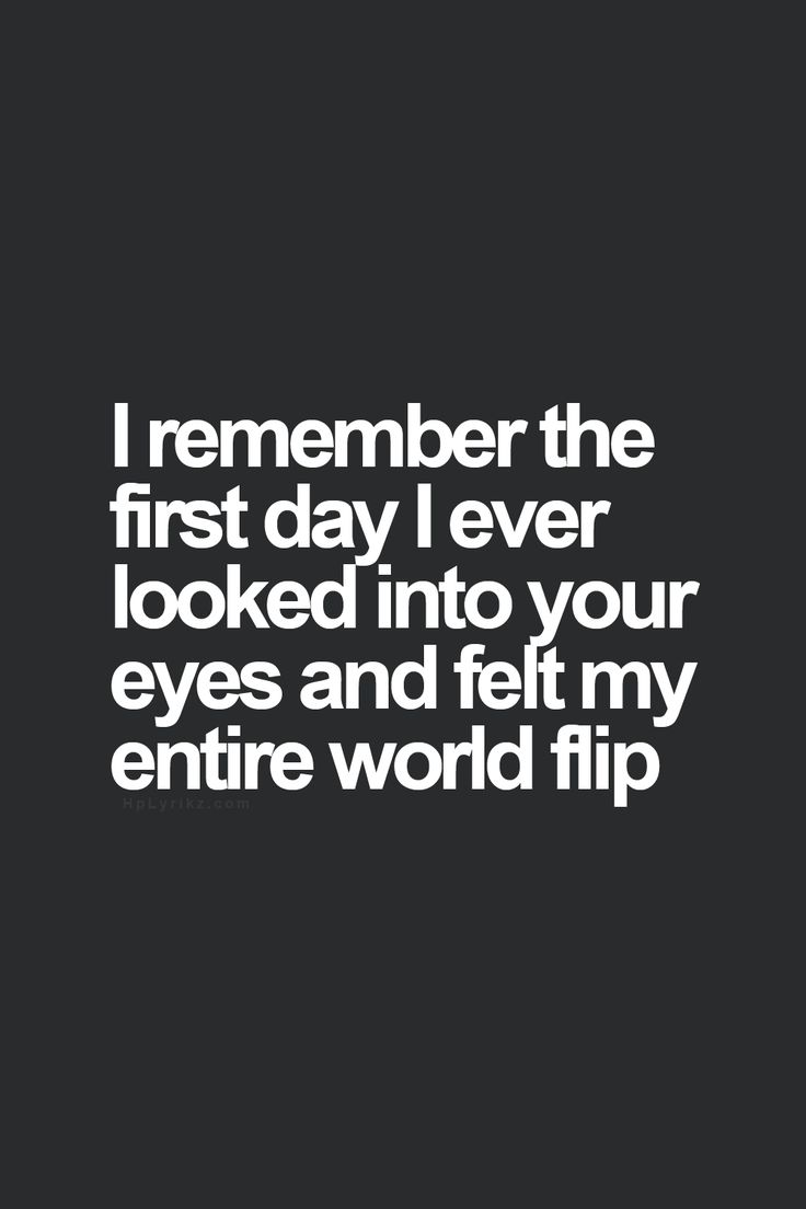 I remember it so well!!!