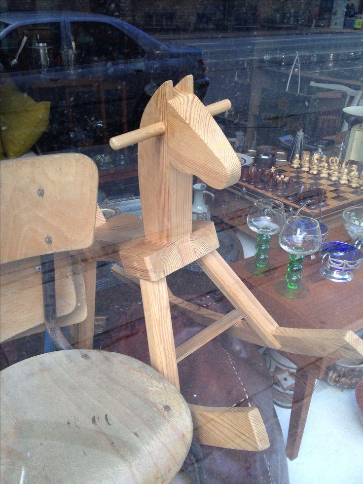 'Rocking' Horse