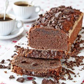 Enkel chokladkaka helt utan gluten. (Potatismjöl)