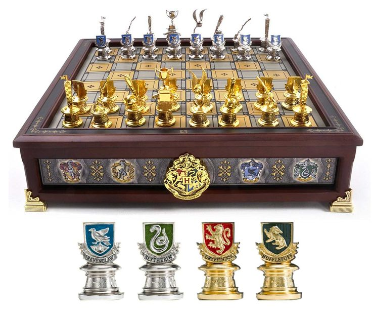Best 25+ Harry potter chess set ideas on Pinterest | Chess live ...