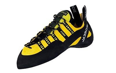 Boreal Climbing Shoes Mens Lightweight Lynx Black Yellow 11511