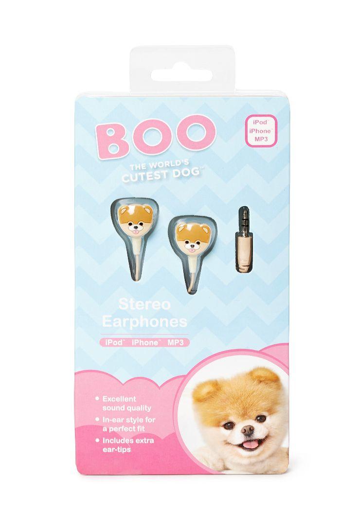 Boo The World's Cutest Dog Headphones