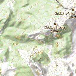 Ts hütte Stadlhorn - Distance: 4.39 km - Elevation: 930 hm - Location:
