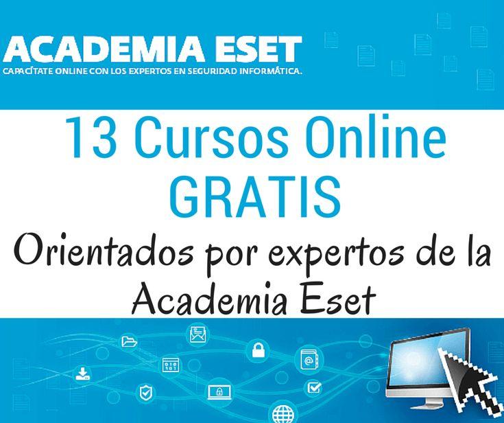 Cursos online por los expertos en seguridad informatica de la Academia Eset, Python, Mobile Security Android,Seguridad dispositivos Móviles, Seguridad Pymes