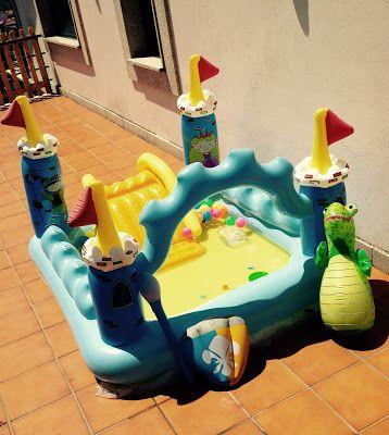 Mi Mundo con ellos Tres: ¡¡¡El verano llego a mi Terraza con Intex!!!