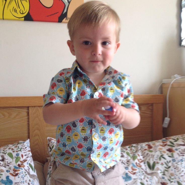 Little monster shirt!