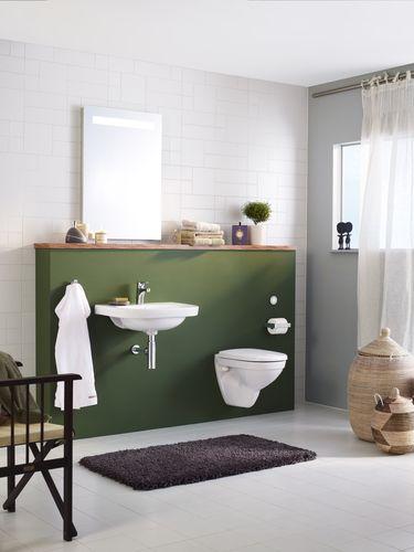 Vägghängd toalett Nautic 5530