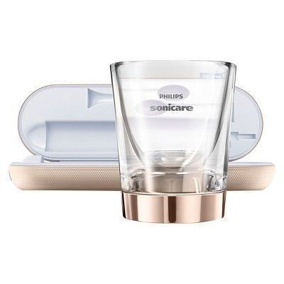Philips Sonicare Diamond Clean Rose Gold Rechargeable Electric Toothbrush - HX9392/05