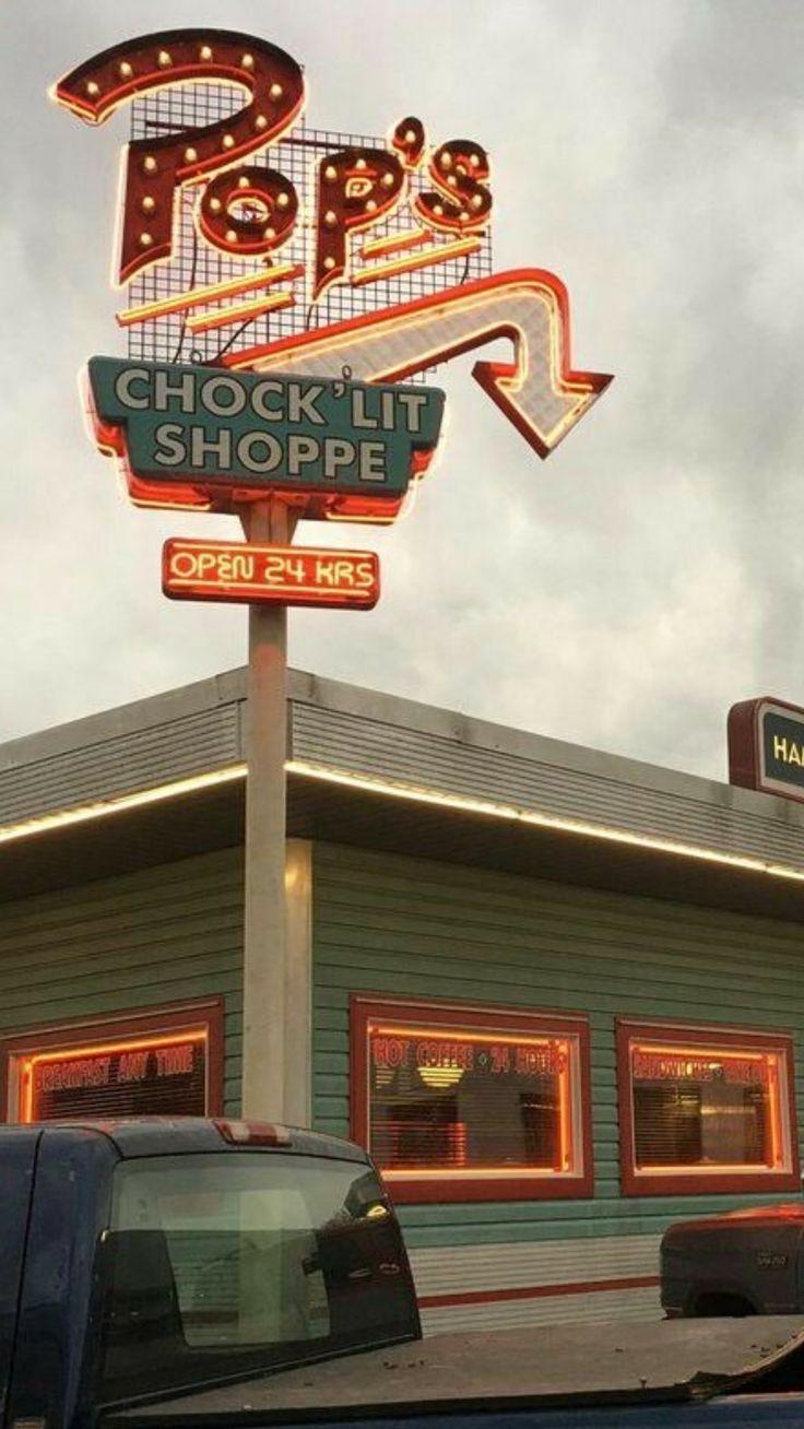 Pop 's Shock' Shoppe von Riverdale – #background #…
