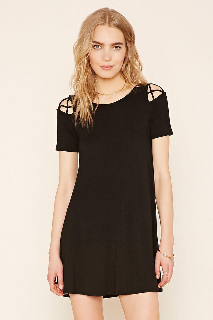 Contemporary Crisscross Dress