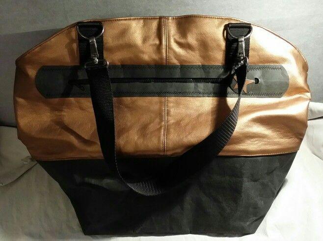 Tasche Lilia nach dem Schnitt von Lillesol und Pelle