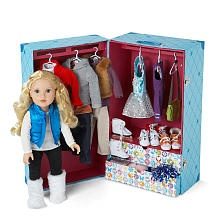 Journey Girls Doll Trunk