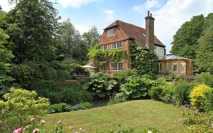 Picturesque Converted Water Mills For Sale Gardens The