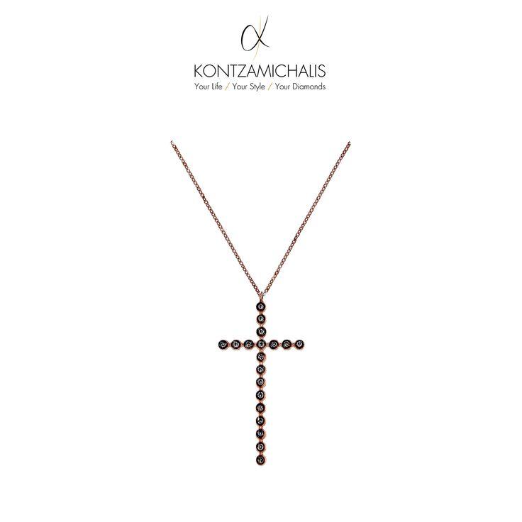 Crossroad between luxury and elegance… #KontzamichalisJewellery