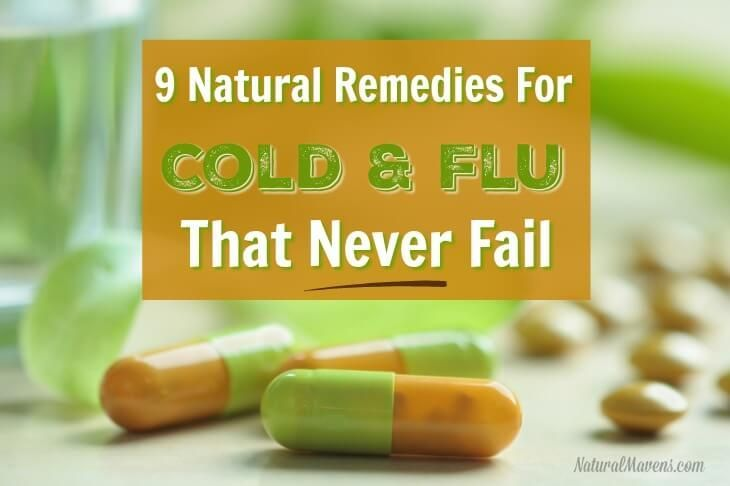 Discover 9 natural home remedies for flu that will help to fight symptoms and get you back on your feet fast. Click to see them all now.