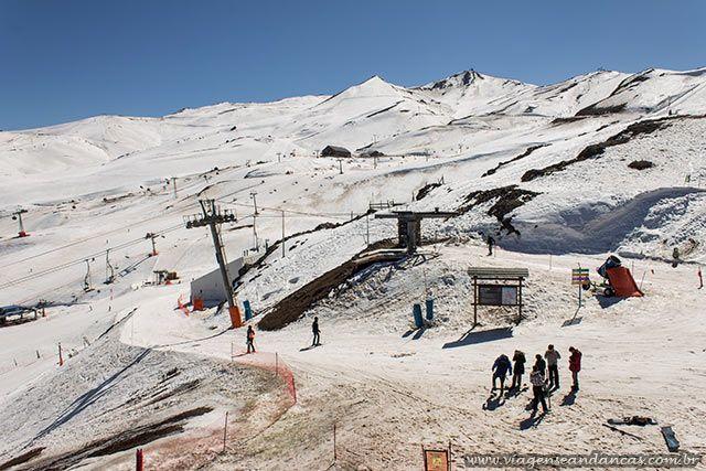 Esqui em Santiago do Chile: Valle Nevado, Farellones, El Colorado e La Parva