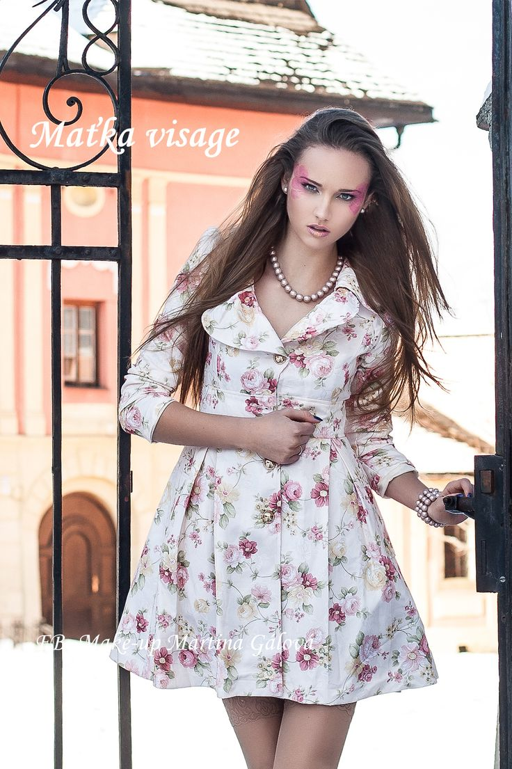 Make up: Maťka Gálová Fotograf: Martin Krystynek Model: Lucia Uhrinova