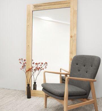 Mirror for wall opposite bifold doors 100cm x 180cm