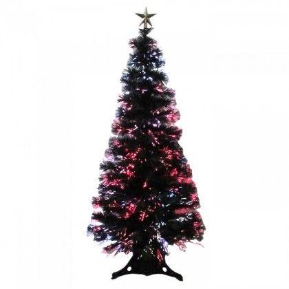 Árvore de Natal Fibra Ótica Led 120cm Natália Christmas