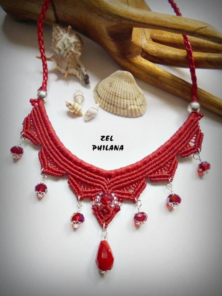 Macrame Necklace Macrame Jewelry Macrame Bracelets Craft