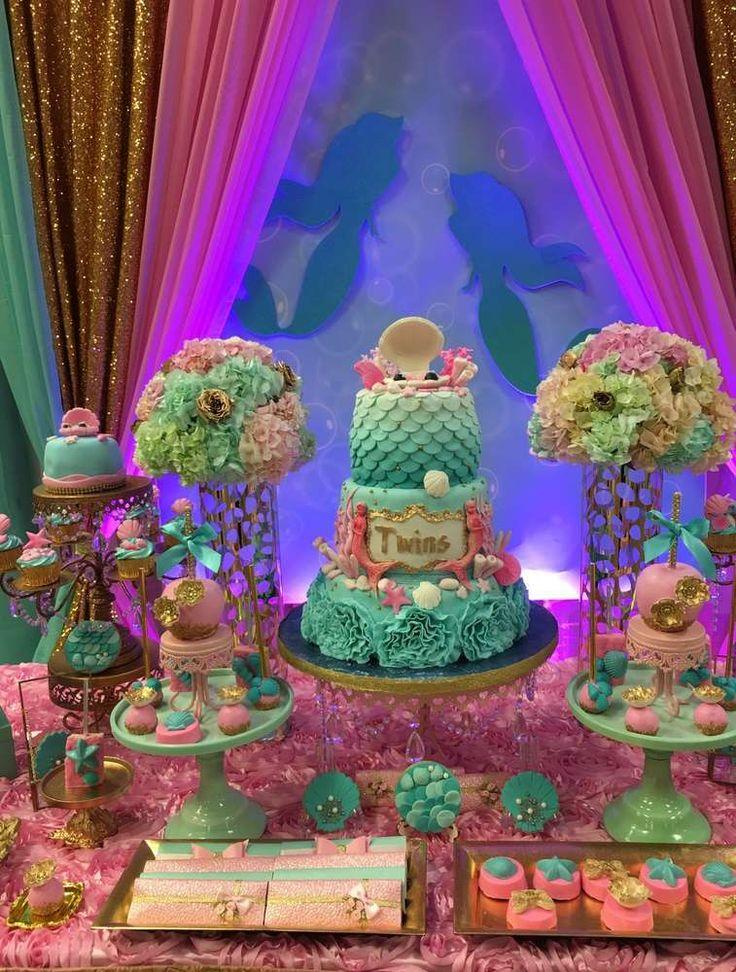 468 best images about kp princess ariel on pinterest for Ariel decoration ideas