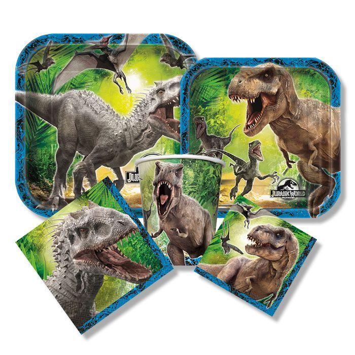 Les 18 meilleures images du tableau mes gateaux sur pinterest mon gateau 19 me anniversaire - Jurassic park builder decorations ...